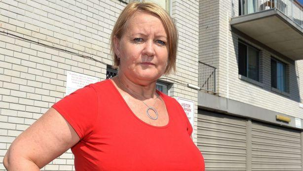 Wendy Carrafa had to take legal action in order to finalise a real estate deal. Photo: Bradley Kanaris