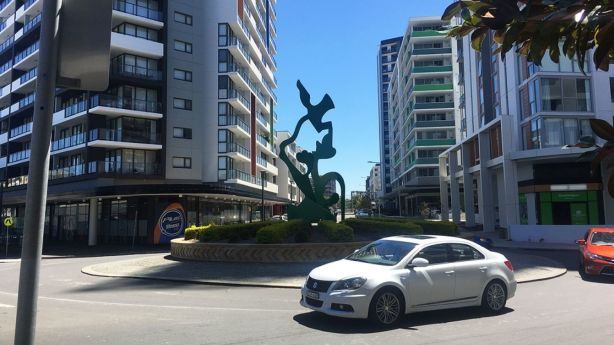 Until recently, Wolli Creek was an industrial precinct on Arncliffe's northern border.