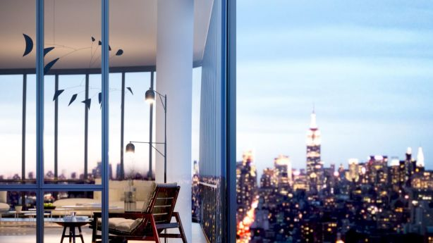 565 Broome Soho is starchitect Renzo Piano's first residential project in New York. Photo: Noe & Associates with The Boundary.
