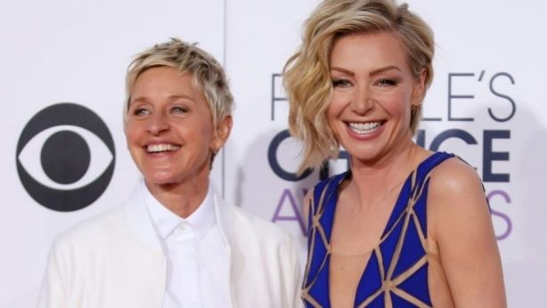 Ellen DeGeneres and Portia di Rossi have flipped several houses in recent years, but this $58.68 million property may fetch the most to date. Photo: Danny Moloshok