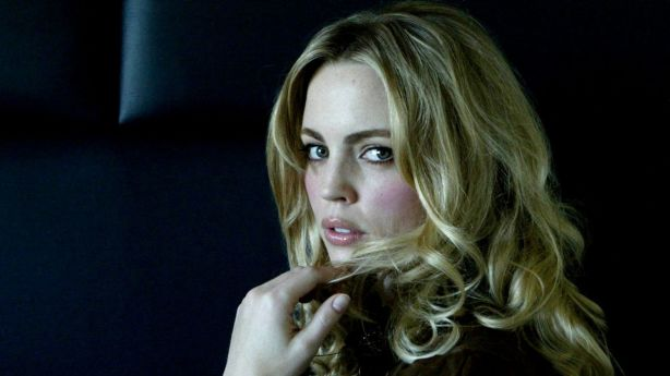 Actor Melissa George says she is having to 'sell everything' to support herself. Photo: Jacky Ghossein