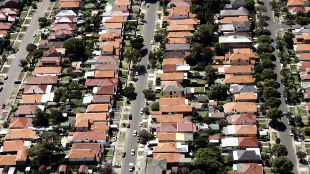 In 1990 a first home buyer would have purchased an average house in Sydney priced at $194,000 Photo: AFR