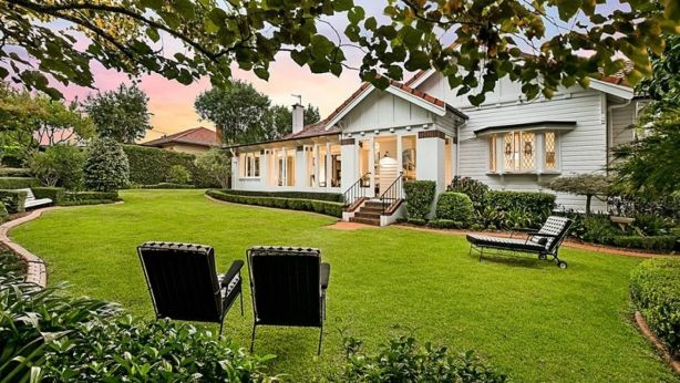 78 Campbell Street, East Toowoomba, is one of a number of recent high end sales in Toowoomba. It was listed at offers over $1.15 million. Photo: Belle Property Toowoomba