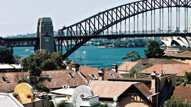 The issue of skyrocketing house prices is particularly affecting two cities – Sydney and Melbourne. Photo: Michel Bunn