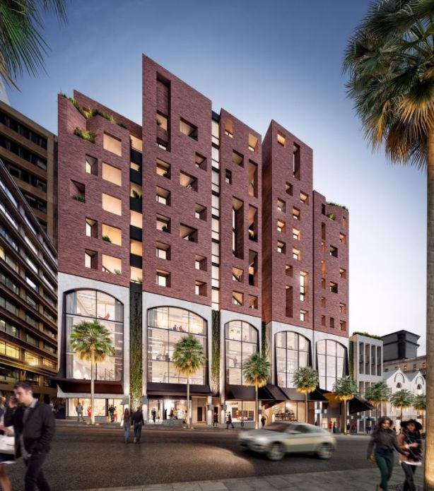 Aimco Apartments: New Boutique Apartments Loftus Lane To Unlock Laneways In