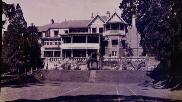 The imposing three-storey home was built in 1863 for William Francis Norie.