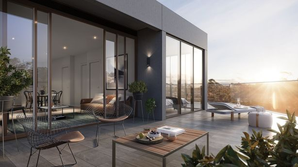 Eden SQ is among several apartment projects set to sprout in the area. Photo: Marshall White Projects