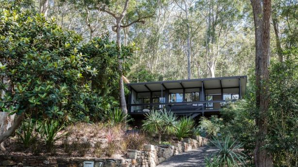 7 Green Point Road, Pearl Beach: Find a holiday home that's secluded, but not so far away that the travel time will deter visits. Photo: Supplied