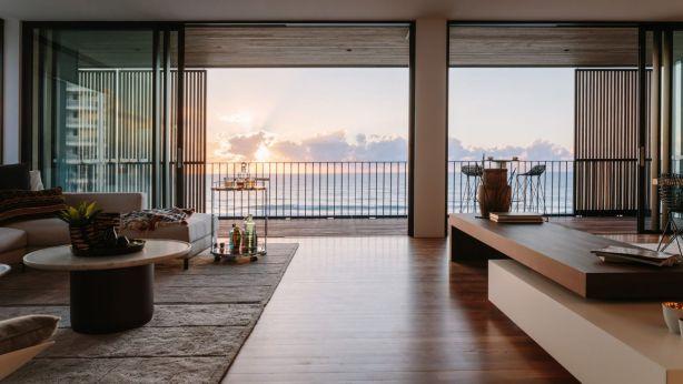 Award-winning architect Virginia Kerridge designed the apartments. Photo: Supplied