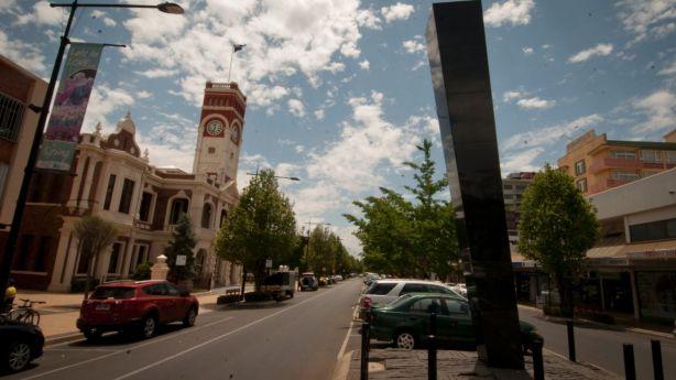 Toowoomba has been dubbed Australia's most haunted town. Photo: Robert Shakespeare