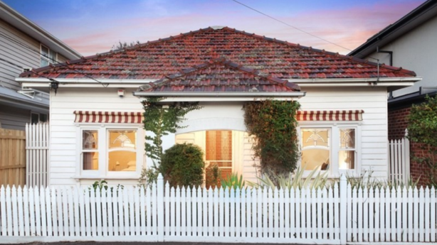 9 Swan Street Footscray sold for $831,000 on Saturday.