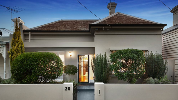 28 Hambleton Street sold for $2.95 million on Saturday.