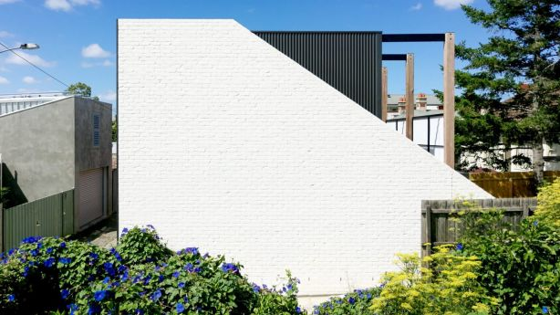 North Carlton House by Foomann Architects. Photo: Willem-dirk Du Toit