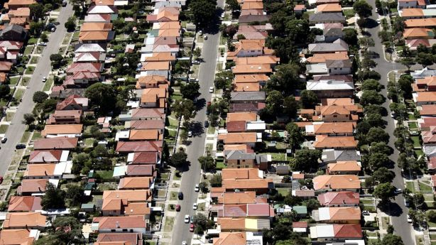 The <i>First Home Buyers Report</i> found a limited number of affordable suburbs in Greater Sydney. Photo: Rob Homer