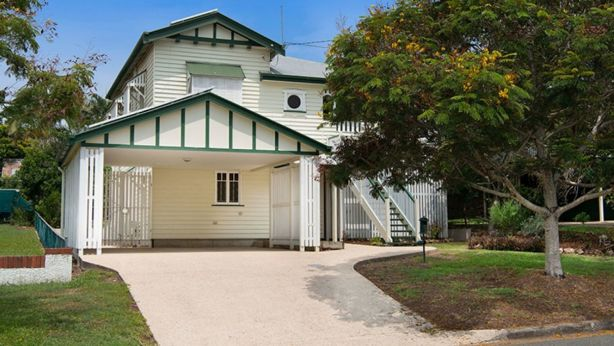 Cate Campbell's new house at Morningside, Brisbane. Photo: Supplied