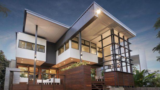 Architects redefine style of much loved queenslander houses - Modern queenslander home designs ...