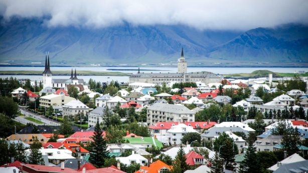 Development in the Icelandic city of Reykjavik is governed by a municipal plan that notes the protection of green areas are important to the country's prosperity. Photo: Getty Images