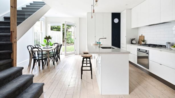 For many sellers, the property stylist is their secret weapon. Photo: The Real Estate Stylist
