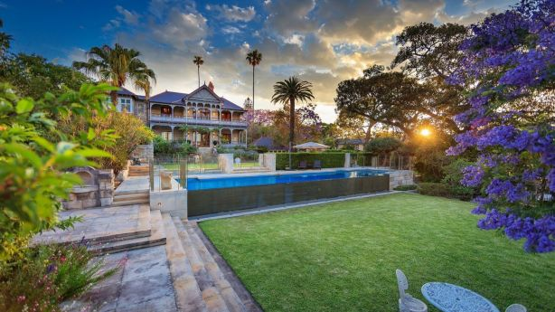 The historic Woolwich home Vailele has sold for the first time in 24 years.