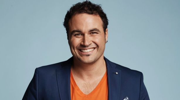 Miguel Maestre In Channel Tenu0027s The Living Room.