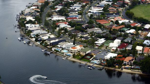 Property prices on the Gold Coast are outpacing that of other areas of the country.