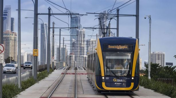 The G-Link is being extend and will make it even easier for visitors to get around the city. Photo: Glenn  Hunt