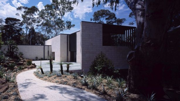 This house in Ivanhoe is one designed by Garner and partner Lindsay Davis. Photo: Supplied.