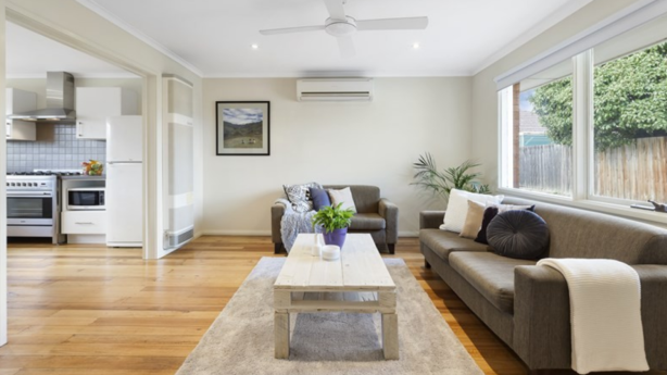 Large unit: 4/23 Compton Street, Reservoir sold for $652,000 on Saturday.