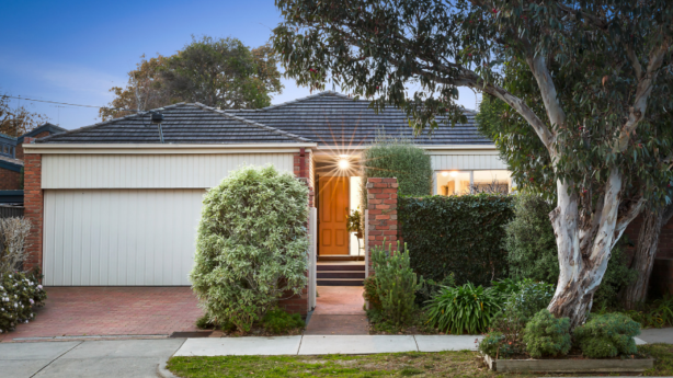Pushed up: 1/35 Holyrood Street, Hampton sold for $1,666,000 on Saturday.
