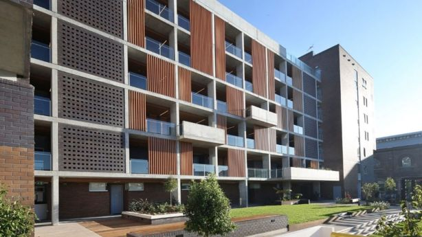 Affordable housing apartments. Photo: City West Housing.