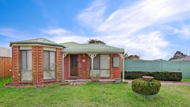This house in Cranbourne West is currently for sale for $429,000 on Domain.com.au.