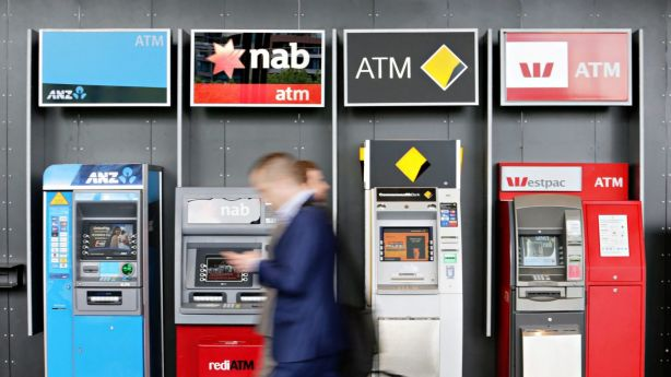 ATM use has dropped 22 per cent in the last five years in Australia, according to the Australian Payments Clearing Association. Photo: Paul Rovere