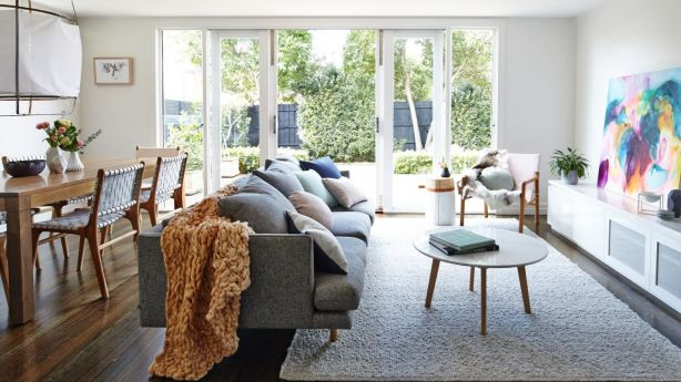 Interiors by Sarah Elshaug, Maitland Street Interiors: Well-utilised space is an asset and makes your property appear more aesthetically appealing. Photo: Stephanie Rooney