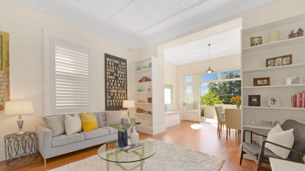 Sydneys apartment of the week blends art deco charm and modern