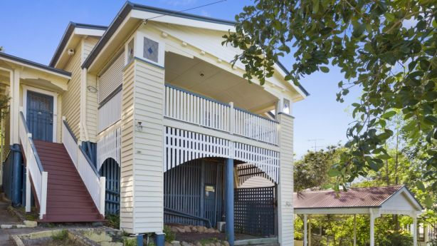108 Gracemere Street, Grange, passed in for $980,000. Photo: Supplied