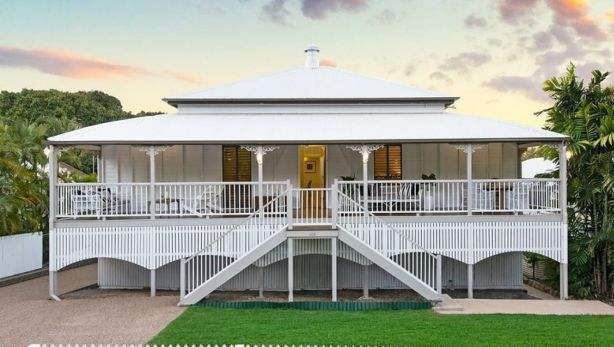 This home at 18 Alexandra Street, North Ward, is one of the beautiful properties in Townsville on the market.