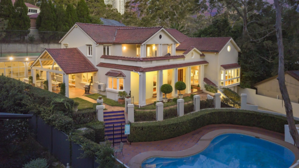 The most expensive house sold at auction on Saturday was 17 Dulwich Road, Chatswood which went for $5,635,000.