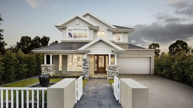 Bayville, Custom-designed homes by Metricon. Photo: Artist's impression