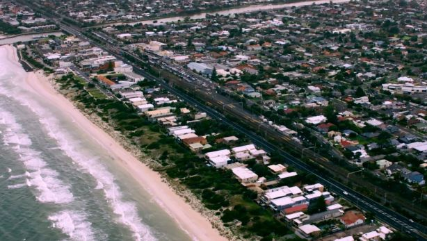 A skyrail has been proposed in Carrum. Photo: Supplied