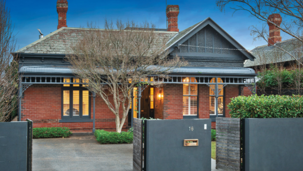 16 Bailey Avenue, Armadale, sold for  $4,060,000 on Saturday.