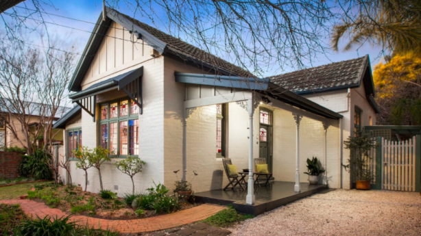 4 College Street, Elsternwick, sold for $1,725,000 on Saturday.
