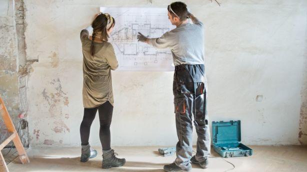 Experienced renovators will know their limitations. Photo: Stocksy
