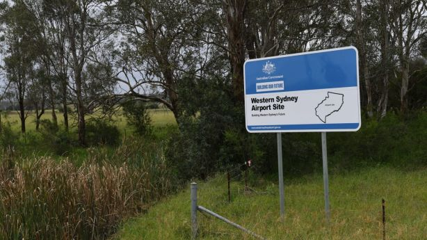 The proposed Western Sydney Airport at Badgerys Creek is set to drive more jobs to the region. Photo: Peter Braig
