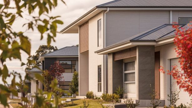 The Hermitage in Sydney's south-west will have a number of options accessible to first-home buyers. Photo: Graham Jepson