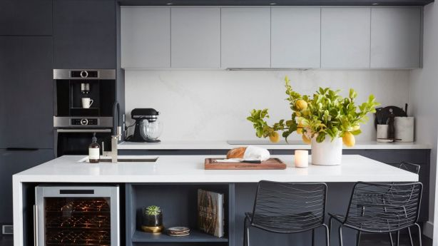 Pantries are a special consideration because of the myriad options to create functionality. Hannah and Clint's kitchen. Photo: David Cook