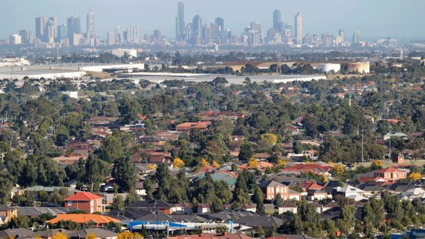 Growing pains in Melbourne's growth corridors have raised questions about school enrolments. Photo: Paul Rovere