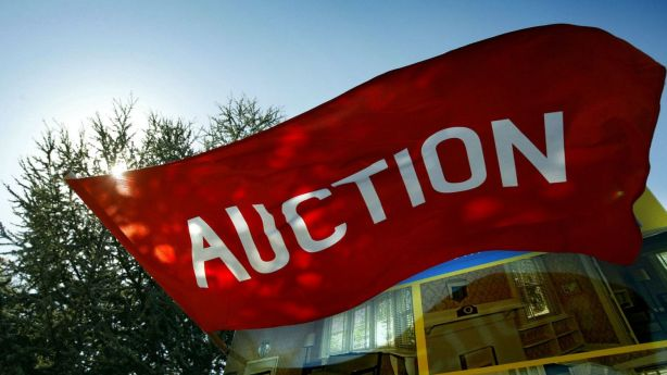 There are 55 properties scheduled to go to auction on Saturday. Photo: Pat Scala