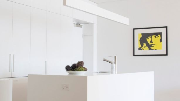 Nexus Designs' Port Melbourne kitchen. Photo: Edith Prakoso