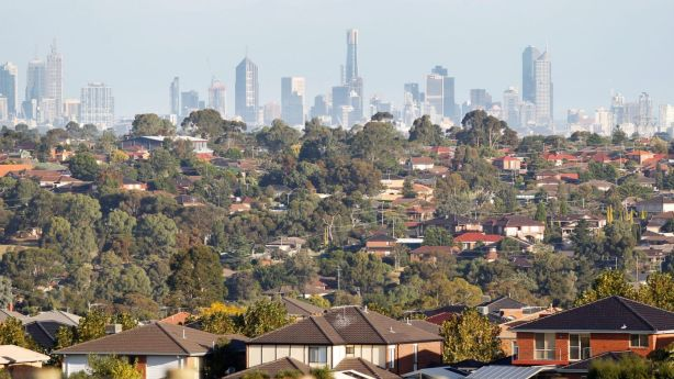 Melbourne house prices have consecutively risen for 20 quarters. Photo: Paul Rovere