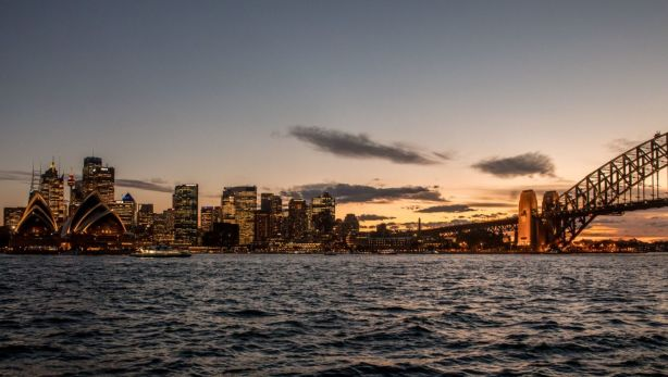 Has the sun set on Sydney's property market? Photo: Cole Bennetts